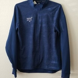 Blue Running Jacket